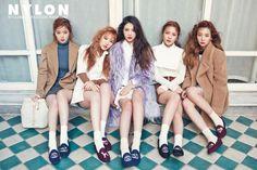 Red Velvet // Nylon