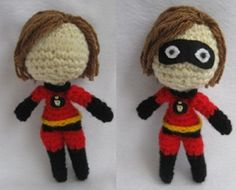 Mrs. Incredible – Elastigirl