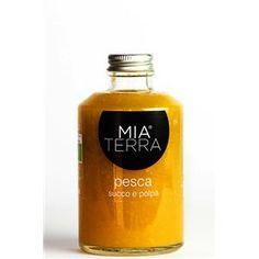 MIA TERRA – Puglia Succo e polpa di Pesca BIO 250ml a soli 2,40€