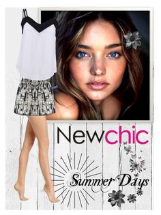 """Summer Days"" by seadbeady ❤ liked on Polyvore featuring NLXL, Wolford and newchic"