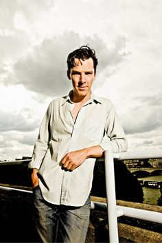 Benedict Cumberbatch. I want to play with his hair