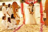 Exotic Dream: Ένας μποέμ γάμος στην παραλία