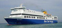 Blue Star Ferries sails to Karpathos