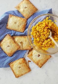 Rustic Georgia Peach Hand Pies: http://www.stylemepretty.com/living/2015/08/09/25-peach-recipes-to-make-your-august-even-sweeter/