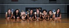 NJCAA - HCC Lady Hawks Volleyball Team Photos - FM Forums