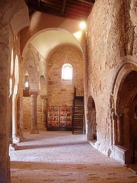 Monasterio de San Millán de Suso - Wikipedia, la enciclopedia libre