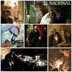 El 8 de noviembre de 1890, falleció el gran pintor venezolano, Cristóbal Rojas, autor de obras emblemáticas de nuestro país.