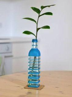 Resultado de imagen para decoracion de botellas de vidrio con pintura