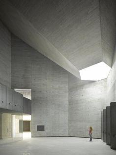 Contemporary Arts Center Córdoba / Nieto Sobejano Arquitectos  Cordoba