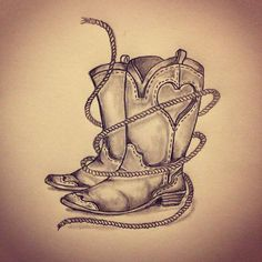 boots tattoo - Google Search More