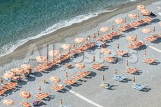 Italy, Amalfi Coast, Positano Beach Landscapes Photographic Print - 61 x 41 cm