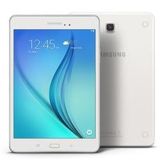 Samsung Galaxy Tab A Wi-Fi 8 in Tablet in White Quad, Mobile Phone Shops, Samsung Galaxy Tablet, Buy Electronics, New Tablets, Memoria Ram, Start Ups, Samsung Mobile, New Mobile
