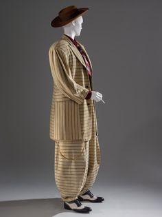 Zoot suit, 1940-42