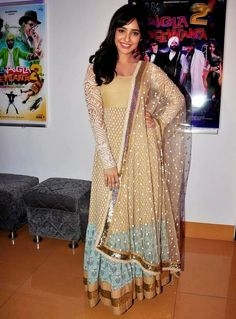 Neha sharma anarkali salwar suit Bollywood Suits, Bollywood Celebrities, Salwar Kameez Online Shopping, Neha Sharma, Salwar Suits, Anarkali, Sari, Actresses, Beauty