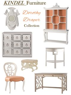 Interior Design Boards, Interior Design services, e-design, e-décor, online interior design, Dorothy Draper Collection, Kindel Furniture, www.stellarinteriordesign.com