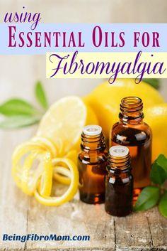 using essential oils for fibromyalgia #fibrooils #beingfibromom http://www.beingfibromom.com/using-essential-oils-for-fibromyalgia/
