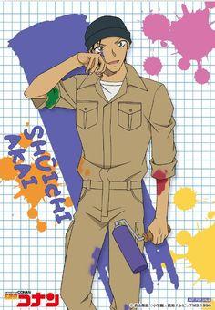 Detective Conan: Magician Of The Silver Sky Movie 8 Ran And Shinichi, Kudo Shinichi, Conan Movie, Detektif Conan, Gosho Aoyama, Detective Conan Wallpapers, Kaito Kid, Magic Kaito, Manga Comics