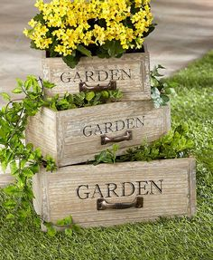 20 Vintage Garden Decor Ideas to Give Your Outdoor Space a New Spirit - The ART in LIFE