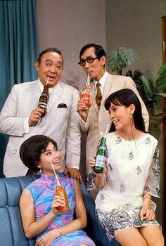 玉泉汽水 Vintage Hong Kong movie stars  Love this!