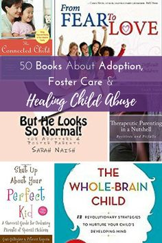 50 Books About Adopt