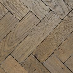 Silvered vintage oak parquet wood flooring, £74.40 per sq m, Broadleaf Read more at http://www.housetohome.co.uk/product-idea/picture/wood-flooring-10-of-the-best-1#PP7IZxJGJZDeUGKC.99