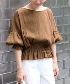Warm outfits with fall colors – The Bona Venture – Fashion Outfits Iranian Women Fashion, Womens Fashion, Look Office, Blouse Models, Fashion Details, Fashion Design, Blouse Dress, Japan Fashion, Trendy Tops