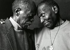 Brothers Hank and Elvin Jones (Photo Credit: All About Jazz)