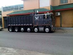 Ja Heavy Duty Trucks, Big Rig Trucks, Dump Trucks, New Trucks, Lifted Trucks, Cool Trucks, Ram Rebel, Model Truck Kits, International Harvester Truck