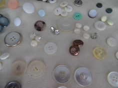 Vintage Button Collection 112 Pieces by HapevilleVintage on Etsy