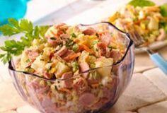 Vídeňský bramborový salát Guacamole, Potato Salad, Food And Drink, Potatoes, Ethnic Recipes, Women's Fashion, Fashion Women, Womens Fashion