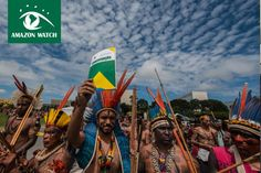 Desperate to Save His Job, Brazil's President Temer Escalates Assault on Indigenous Peoples and Amazonian Forests. Brazil's highly unpopular President Michel Temer signed a legal opinion from the office of his Attorney General that directs his government's administration to paralyze all indigenous land demarcations in the country.