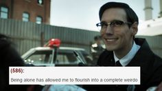Texts from Edward Nygma