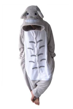 Fast & Free Shipping (4 - 9 Days) In USA You can be Miyazaki's Totoro now with this adult onesie. Made of the best quality soft flannel, this is the ultimate onesie in keeping with the huge popularity
