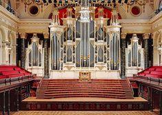 Organ at Sydney Town Hall, Australia ~ I've played this organ!!