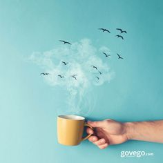 Madem sabahlardan Pazartesi, bi çay / kahve iyi gider mi? :)