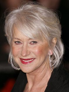 .Dame Helen Mirren: because every harem needs a badass mom to keep them in line.