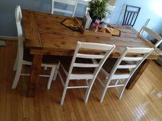 Farmhouse Tables: Our Work