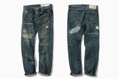 Neighborhood x Haven mens jeans