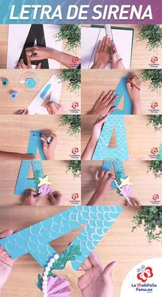 Make your own Mermaid Popcorn Holders. Perfect for a Mermaid Party or Mermaid Movie Night! Enjoy this adorable and free Mermaid Tail Printable!Mermaid Tail Nail Polish Cover Mermaid Tail Favor Little - Salvabrani Mermaid Theme Birthday, Little Mermaid Birthday, Little Mermaid Parties, Mermaid Party Decorations, Birthday Party Decorations, Party Themes, Birthday Parties, Party Centerpieces, Party Favors