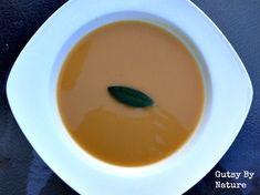 Spiced Apple and Butternut Squash Soup - Gutsy By Nature