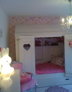 Beautiful room for a little princess