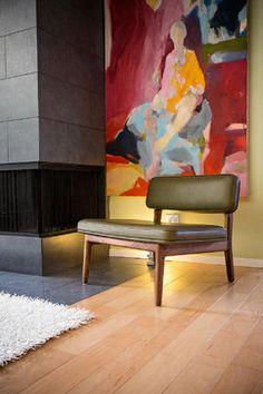 San Mateo Highlands Eichler Home Tour 2014 - midcentury - Spaces - San Francisco - Amy Lynne Vogel