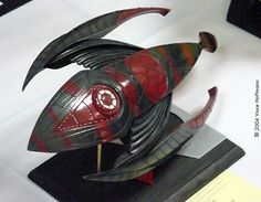 """Talyn Farscape (uh-oh, after years of letting go of things and living a peaceful, relatively minimalistic, life...all I can think of when I see this is, """"Gimme! Gimme! Gimme!"""")"""