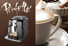 Enter to win a Saeco Automatic Espresso Machine!  You can have up to 4 free entries!  Hurry, they give it away next week!