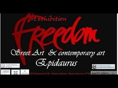 Proton&blue web tv- FOR STREET ART FESTIVAL- Δήμος Επιδαύρου Art Festival, Contemporary Art, Street Art, Neon Signs, Tv, Blue, Television Set, Modern Art, Contemporary Artwork