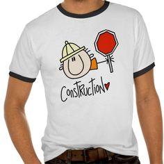 Male Construction Worker T Shirt, Hoodie Sweatshirt