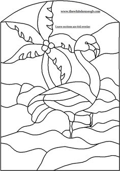 Dibujos Para Vitrales Gratis - AZ Dibujos para colorear