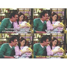 Lily & Marshall Marshall And Lily, Tv Show Couples, Ted Mosby, Mothers Friend, Lily Pad, Himym, How I Met Your Mother, I Meet You, Best Tv Shows