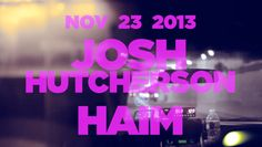 NEXT WEEK: Josh Hutcherson (The Hunger Games) hosts with music from HAIM | Saturday Night Live | SNL