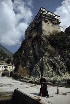 Monk, Mt Athos